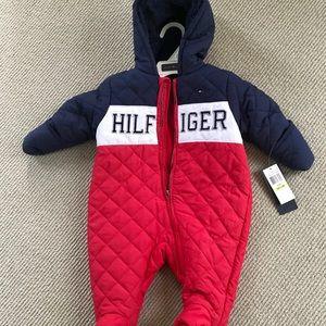 Tommy Hilfiger Baby Snowsuit-Size 3/6 Months